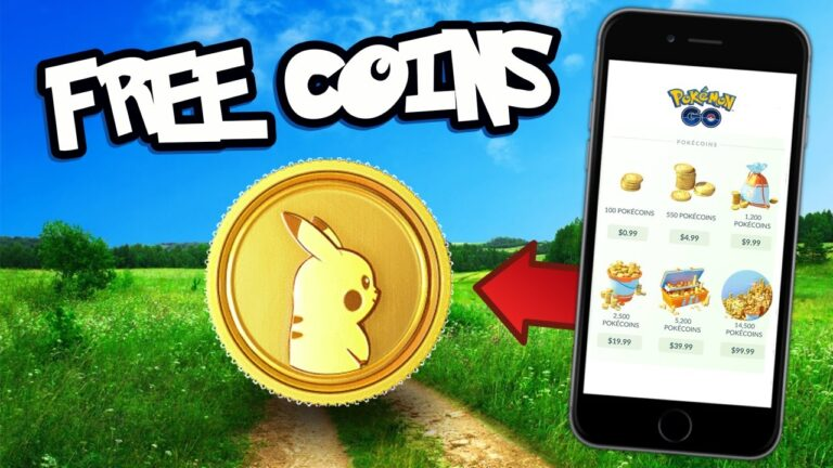 Pokémon GO! ★ FASTEST WAY TO GET FREE POKECOINS! ★ FREE PokeCoins Tutorial/Guide, No Hack Required!