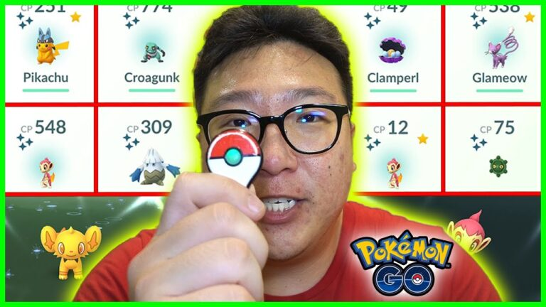 I SHOULD STOP CATCHING SHINY POKEMON, BECAUSE THIS WAY IS BETTER – Let's Shiny Hunt, Pokemon GO
