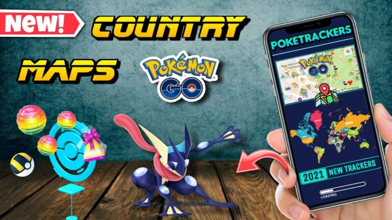 New Working PokeTrackers for Pokemon Go 2021, Catch Rare Pokemons, Unlimited Rare Candies, Pokemap