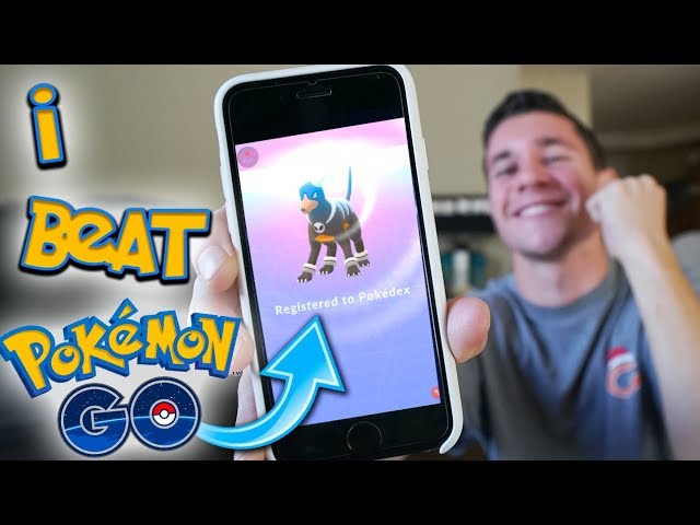 IT'S ALL OVER! FINALLY COMPLETING THE ENTIRE POKÉDEX in Pokémon Go!