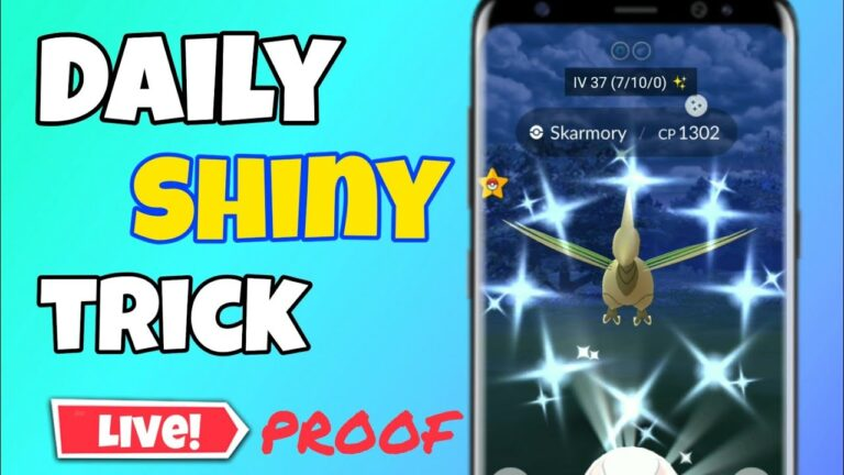 Trick to get daily guaranteed shiny in Pokemon Go, Pokemon Go 2020 latest trick to get shiny pokemon