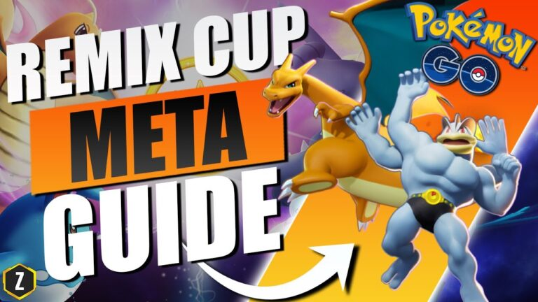 How to Dominate the Remix Cup META in Pokémon GO Battle League!
