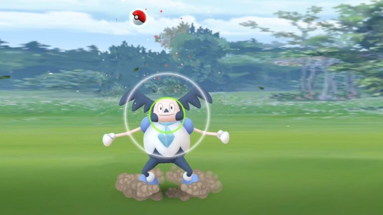 Galarian Mr. Mime Pokemon GO 2020