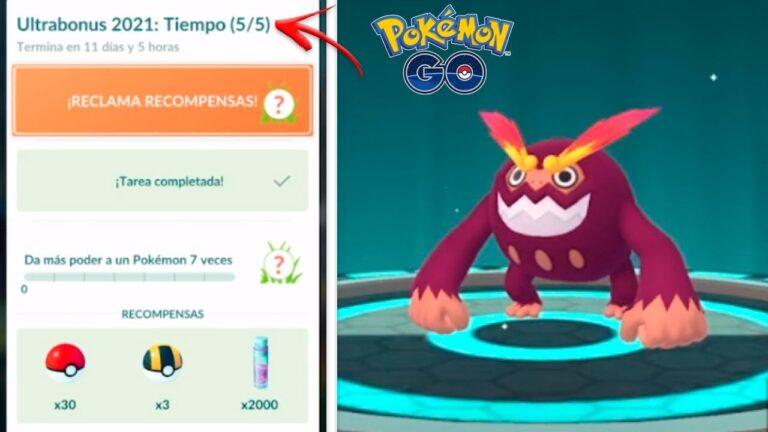 ¡COMPLETO INVESTIGACIÓN ULTRABONUS 2021 en Pokémon GO! TODO el NUEVO EVENTO! [Keibron]