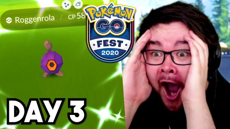 The FINAL GO Fest 2020 Event! (MAKEUP DAY!)