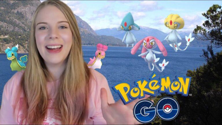 WHERE TO FIND THE LAKE TRIO IN POKEMON GO! + Shellos Release Oopsie and More Pokemon Go News!