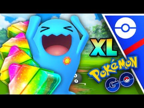 XL Wobbuffet Returns to Great GO Battle League for Pokemon GO // Shadow Venusaur BIG damage