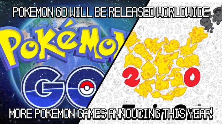 HUGE Pokemon Go News Update! Ishihara Has Confirmed World Wide Release! More Pokemon Titles To Come!