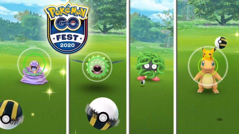 ¡Se ACABÓ mi Pokémon GO Fest 2020! TODOS mis SHINY! [Keibron]