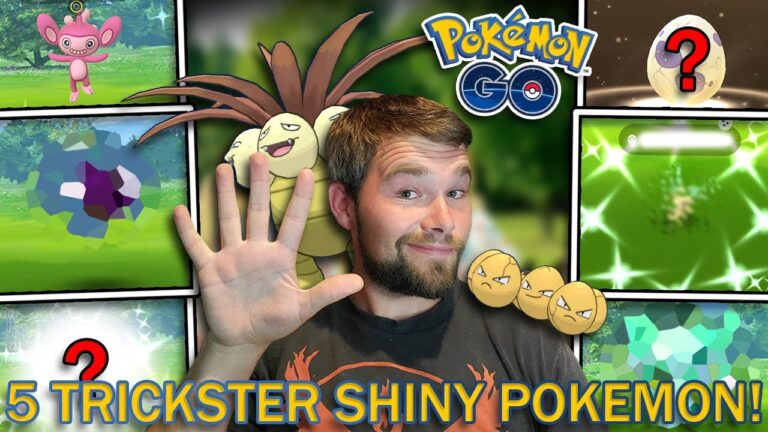 5 APRIL FOOLS SHINY POKEMON CAUGHT! NEW EASTER EVENT ON THE WAY! (Pokemon GO 2020)