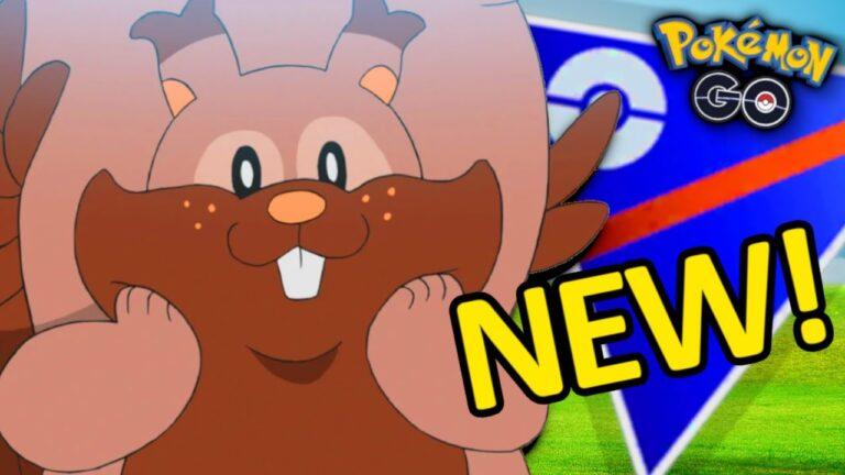 Is NEW Greedent Good in Great League? Pokémon Go Battle league!