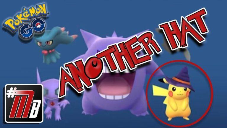 HALLOWEEN HAT PIKACHU LEAKED ON APPLE STORE – Pokemon GO News