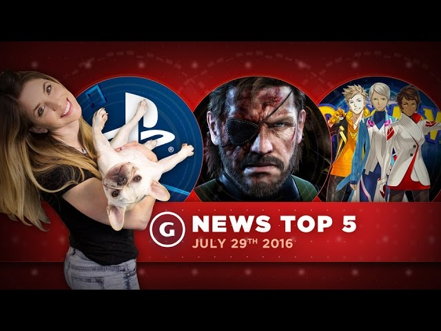 The Biggest Pokemon Go News & No Man's Sky Gameplay Leaked – GS News Top 5