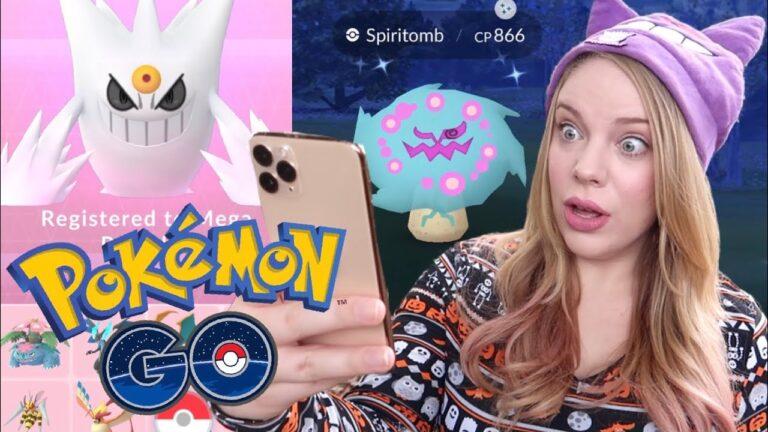 SHINIES EVERYWHERE! Halloween Event Pokémon GO 2020 | Mega Gengar Raids, Special Research & More!