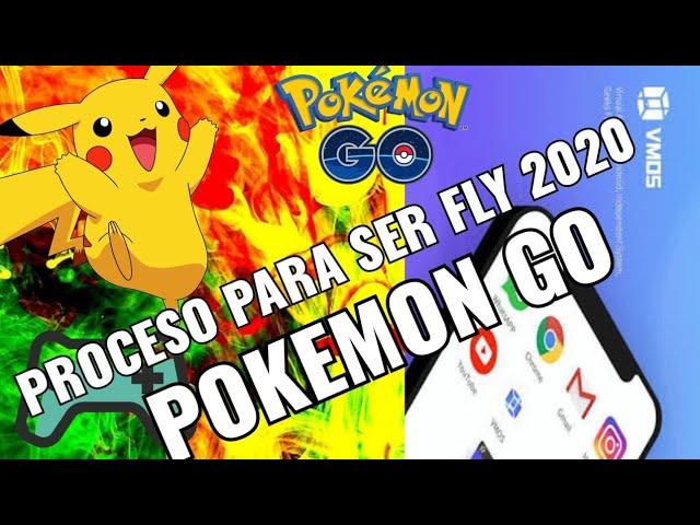 TODO EL PROCESO PARA SER FLY EN POKEMON GO 2020 SIN ROOT  [TUTORIAL]
