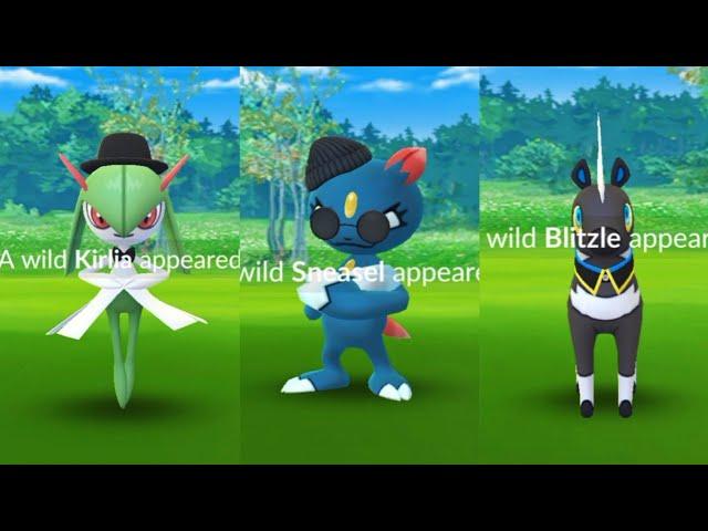 Fashion era in Pokemon Go ( At last got Hundo)