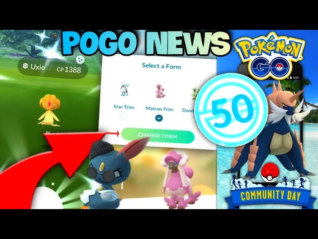 Pokemon GO News Update // Become lvl 40 FAST // Furfrou Gen 8 // GOT THE SHINY I WANTED