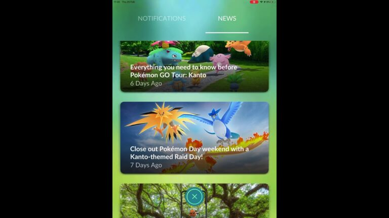 Pokemon go news for Kanto rain day (I should be there)