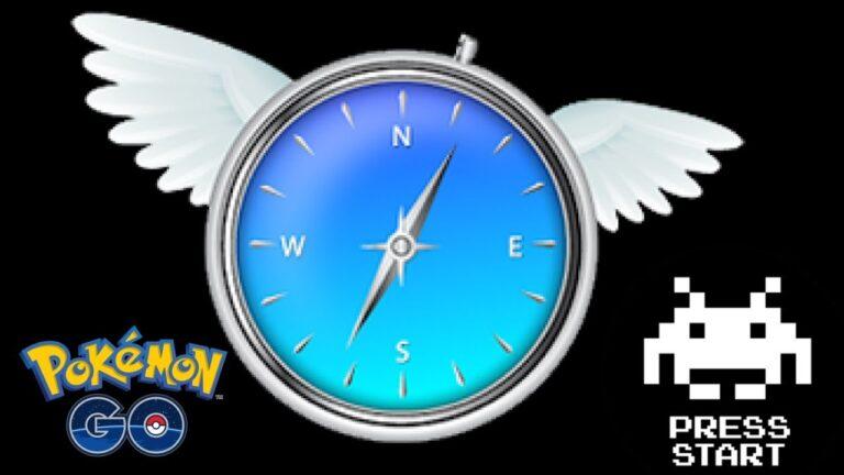 FLY GPS JOYSTICK WORKING FOR POKEMON GO 2020